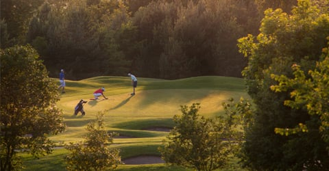 Houghwood Golf Club,