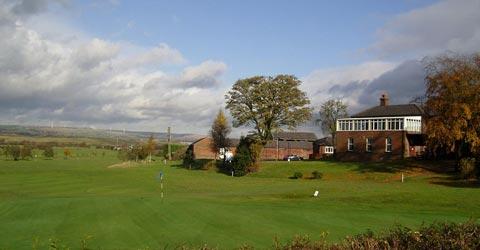 Pike Fold Golf Club,