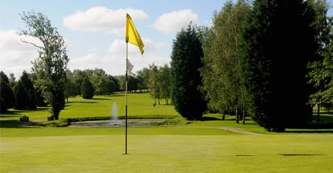 Ullesthorpe Court Golf Club,