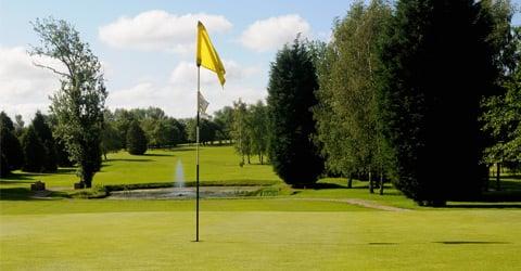 Ullesthorpe Court Golf Club,